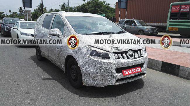 Mahindra MPV U321 (2)