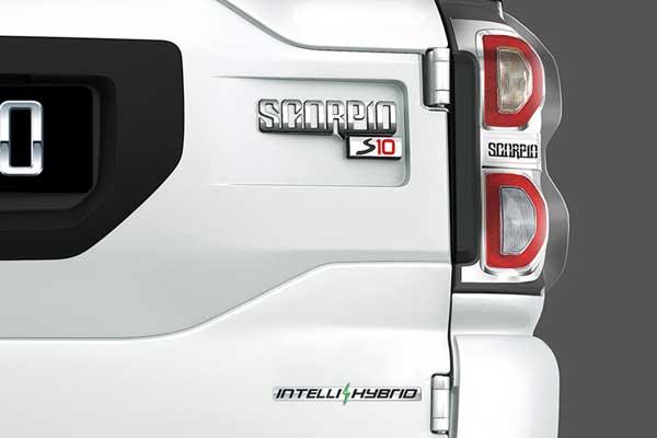 Mahindra Scorpio Intelli hybrid