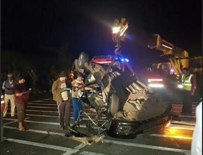 Maruti Ciaz expressway mishap (2)