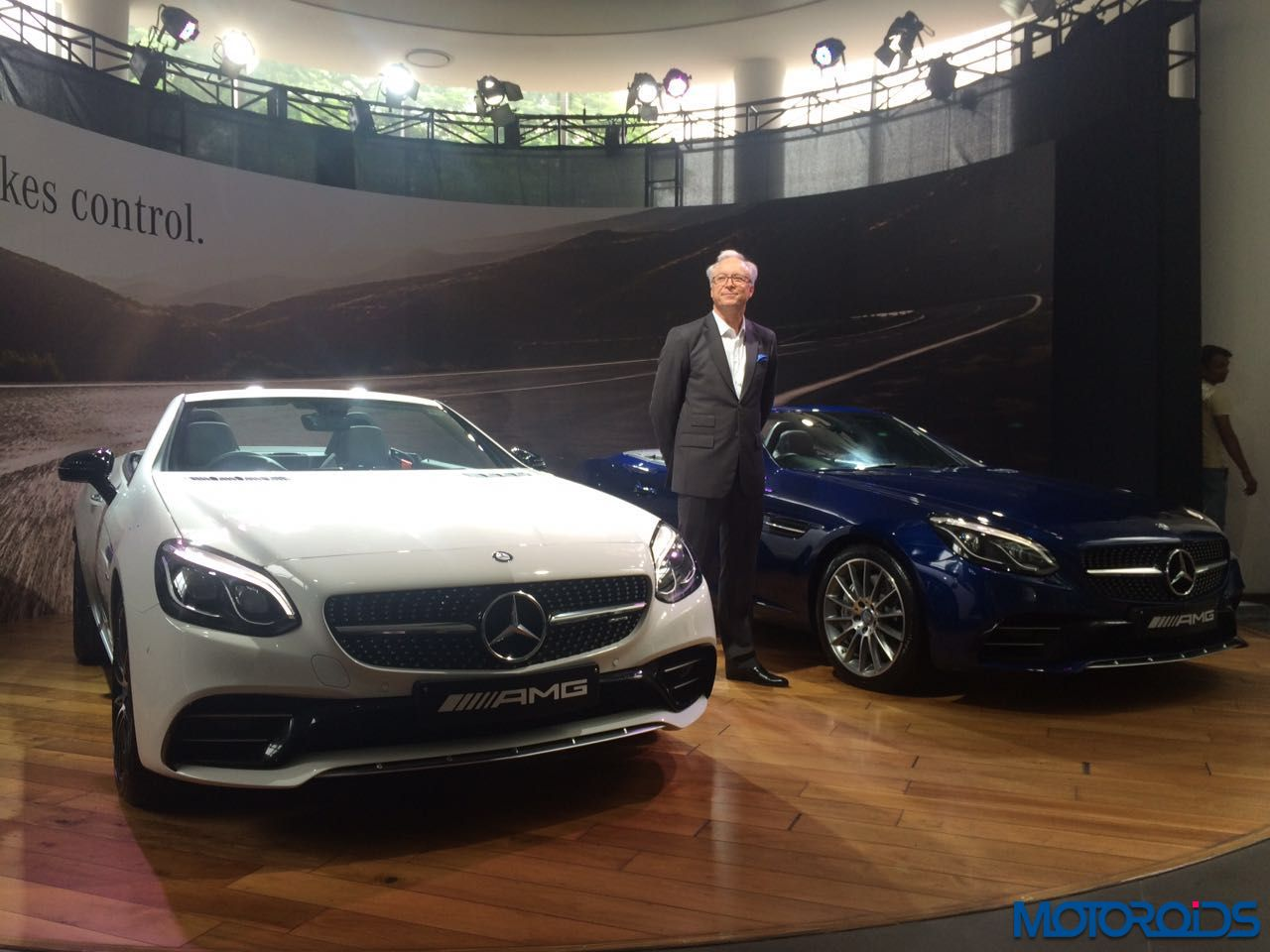 Mercedes-Benz SLC 43 AMG launch (19)