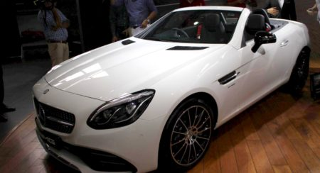 Mercedes SLC 43 AMG Launch 01