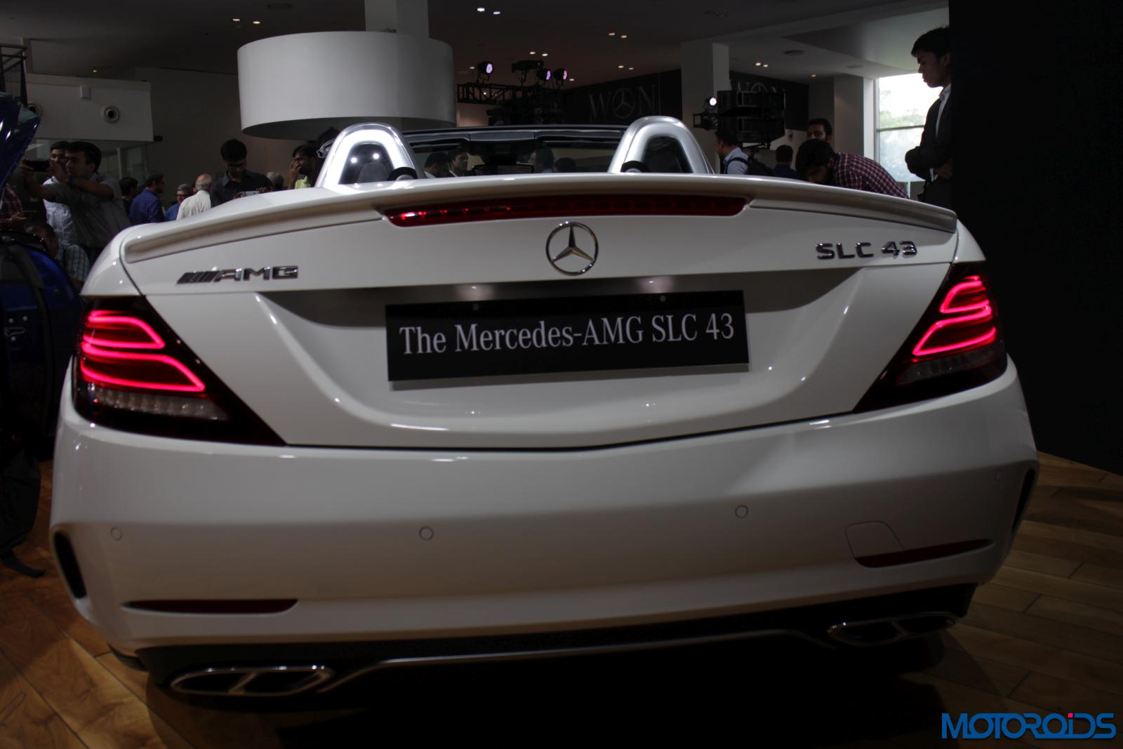 Mercedes SLC 43 AMG Launch 13