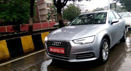 New Audi A4 India (2)