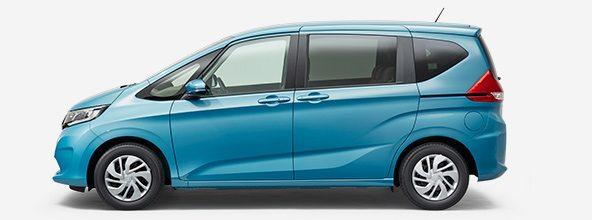 New Honda Freed (1)