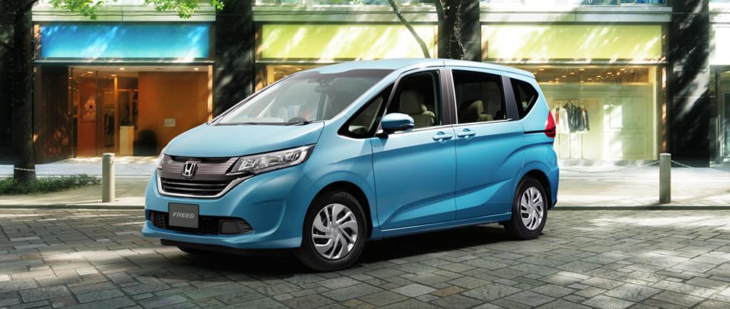 New Honda Freed (2)
