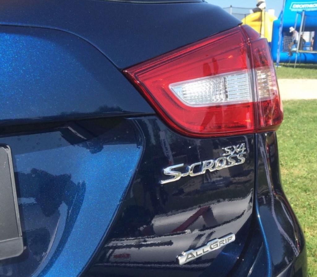 New (Maruti) Suzuki S-Cross facelift (1)
