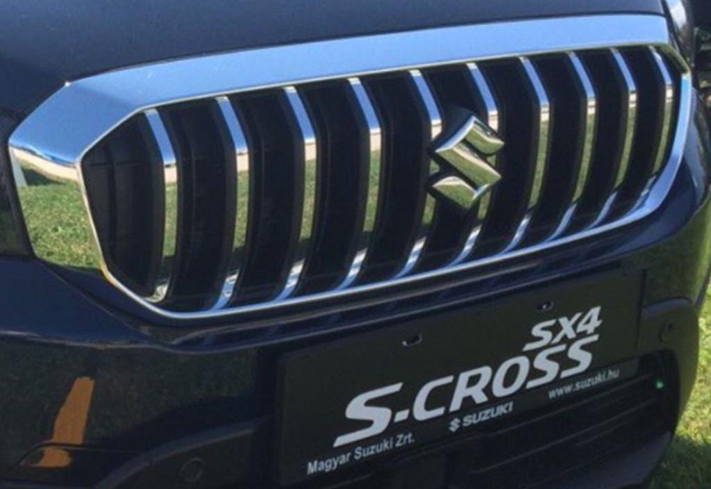 New (Maruti) Suzuki S-Cross facelift (5)