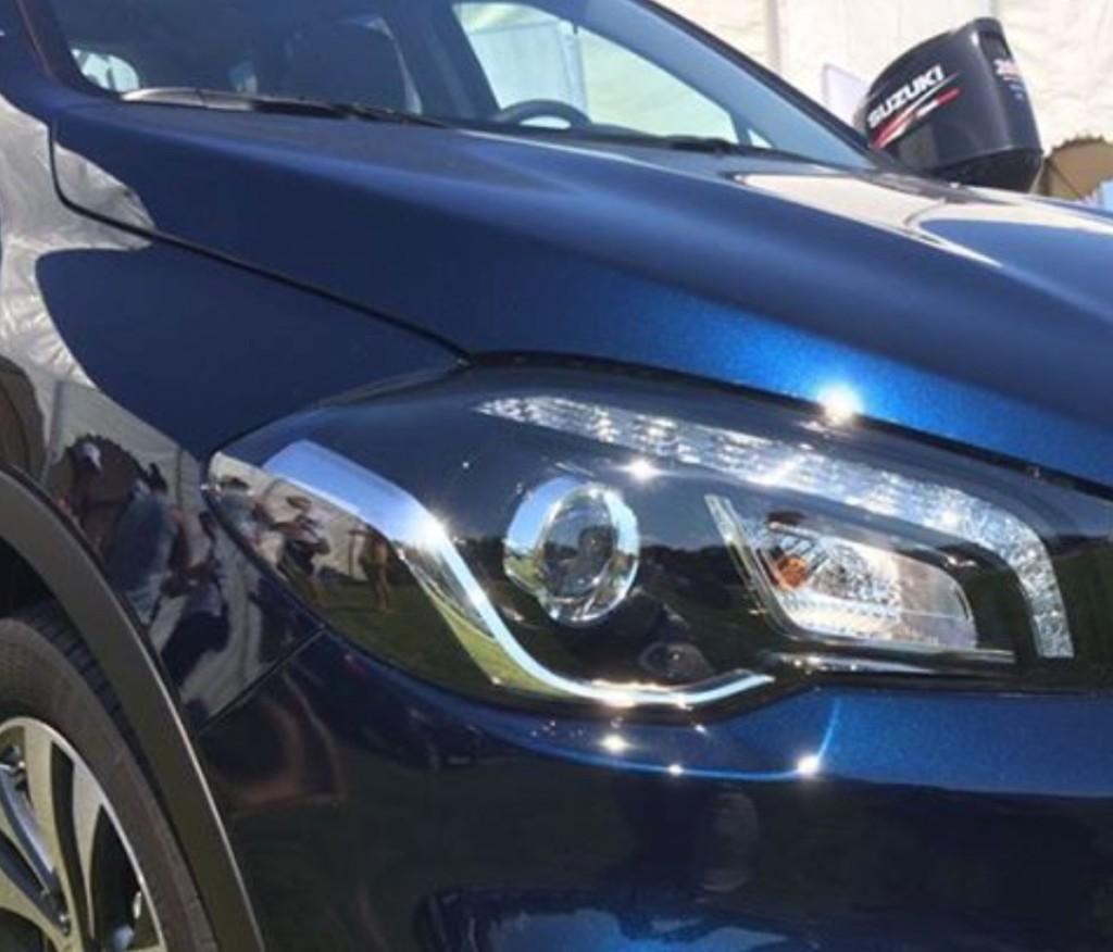 New (Maruti) Suzuki S-Cross facelift (6)