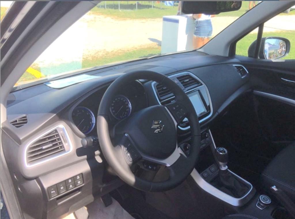 New (Maruti) Suzuki S-Cross facelift (7)