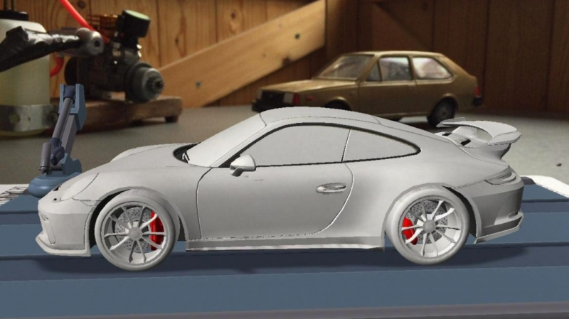 New Porsche 911 GT3 facelift (3)