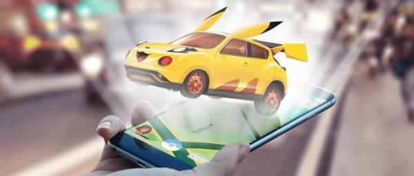 Pikachu Nissan Juke