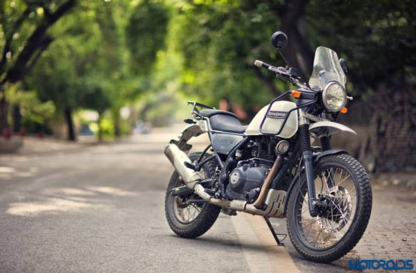 Royal Enfield Himalayan Review - Static Shots (15)