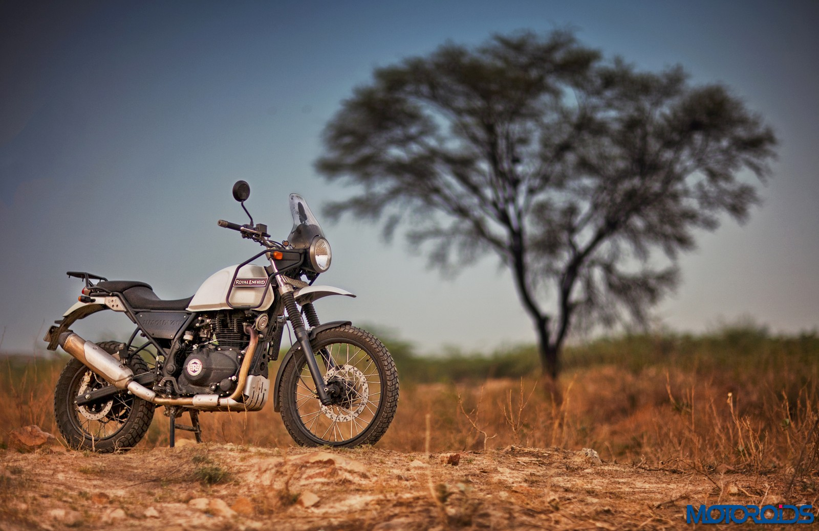 Royal Enfield Himalayan Review The High Born Motoroids