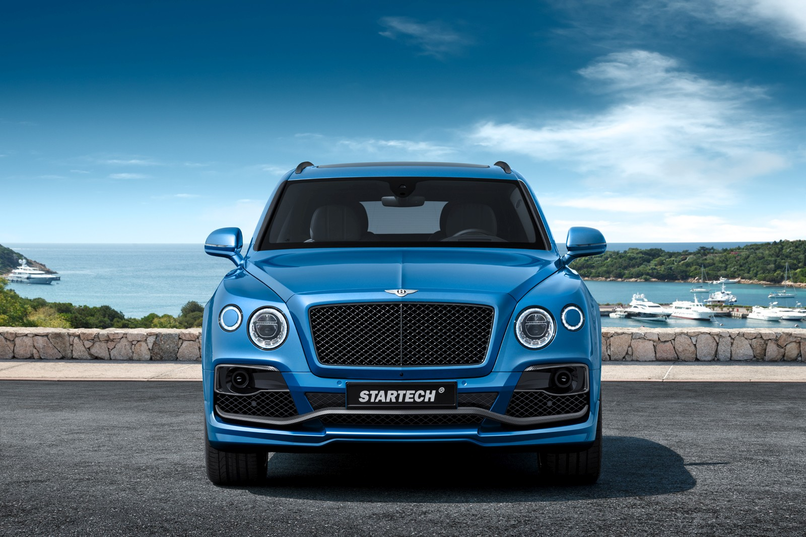 STARTECH further refined the Bentley Bentayga (3)