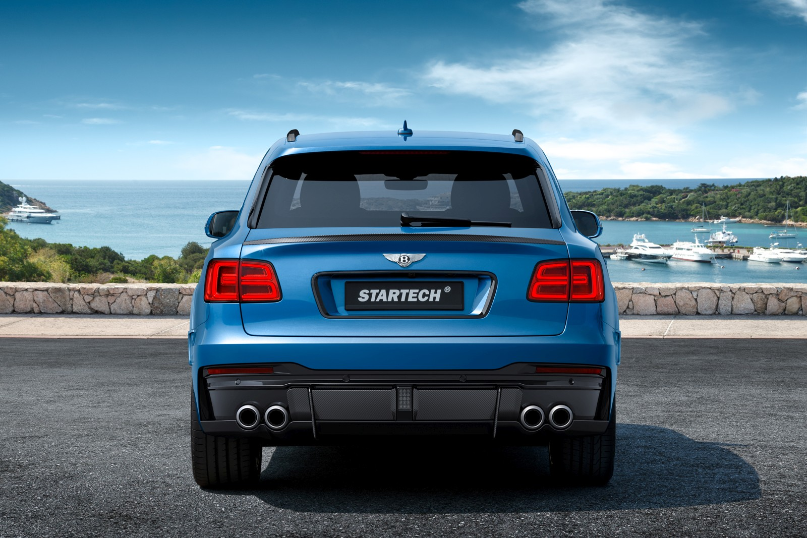 STARTECH further refined the Bentley Bentayga (5)