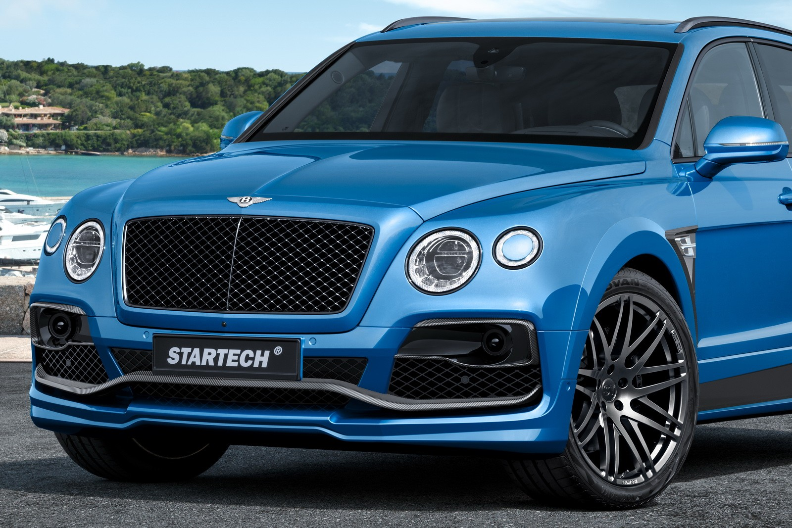 STARTECH further refined the Bentley Bentayga (6)