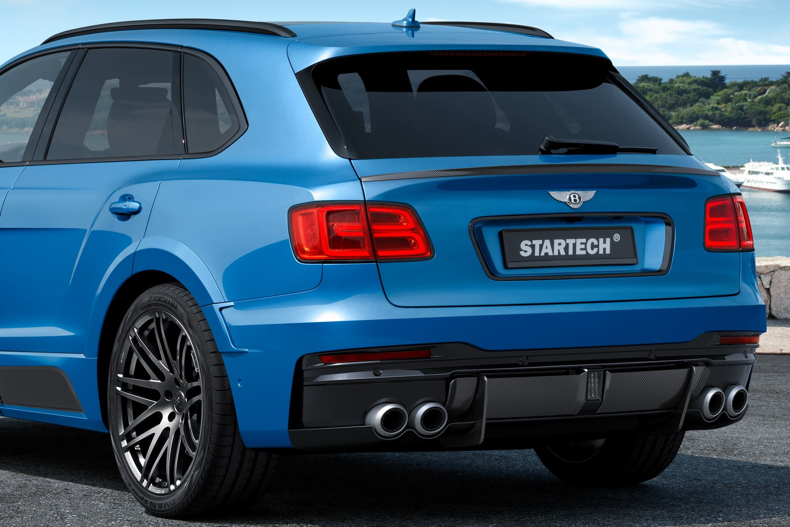 STARTECH further refined the Bentley Bentayga (7)