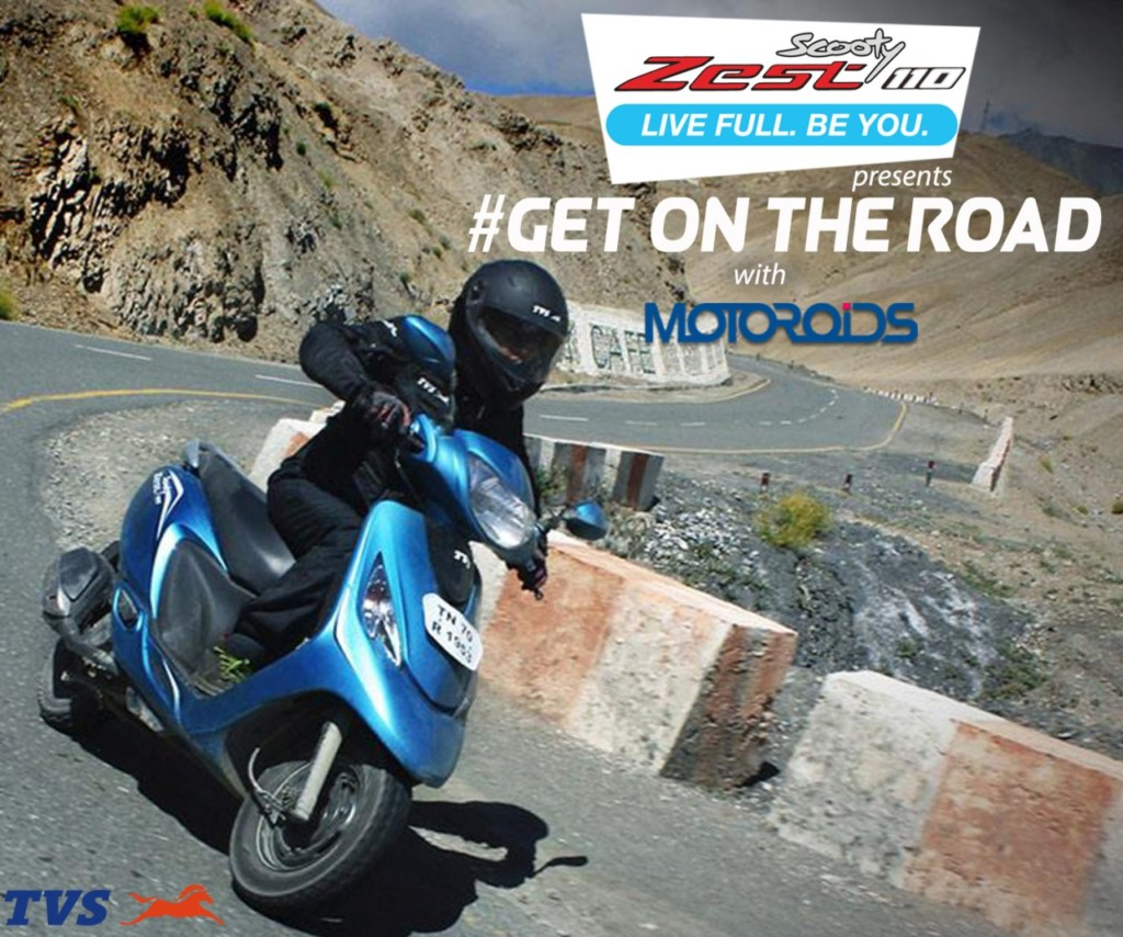TVS Get on the Road with Motoroids (2)