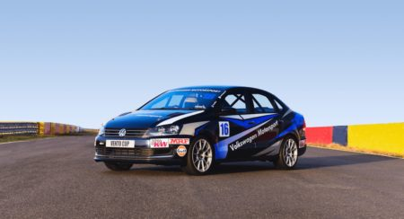 MMSC Volkswagen Vento Cup returns to Madras Motor Race Track for Round 2 & 3 of the 2016 season