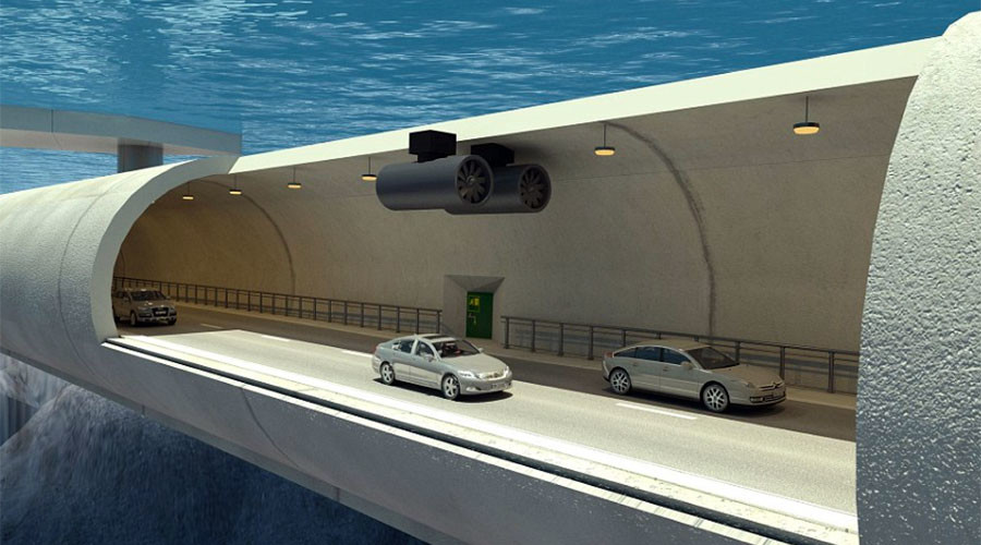 Underwater floating tunnel Norway (2)