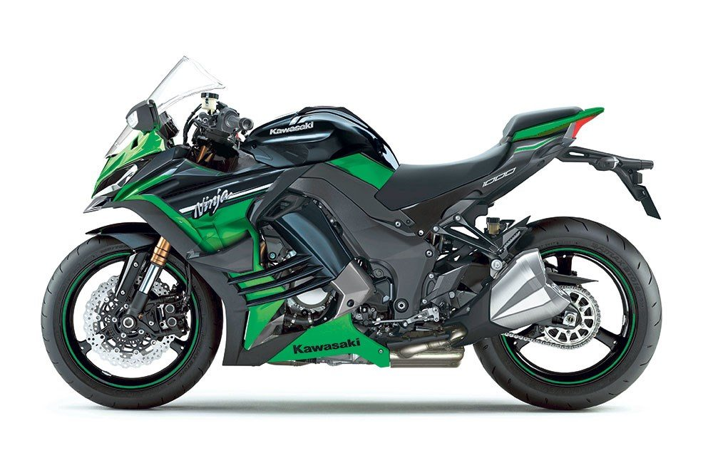 Kawasaki Ninja  Sports Bars