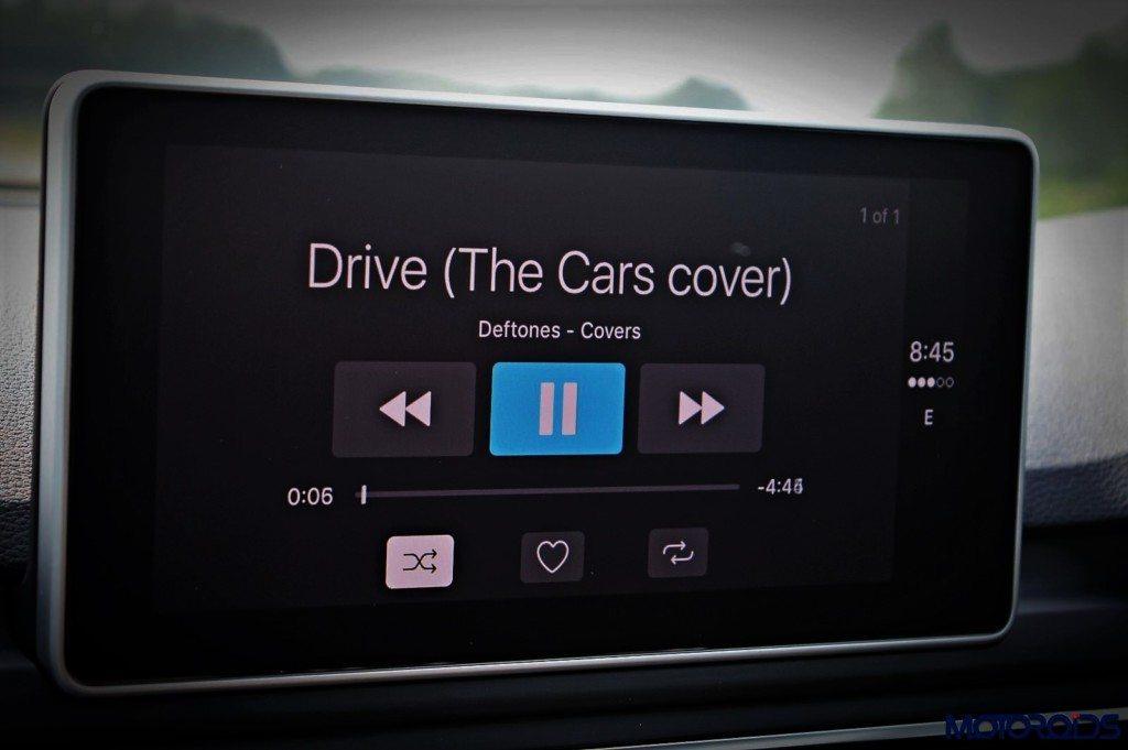2016 Audi A4 Carplay Music(42)
