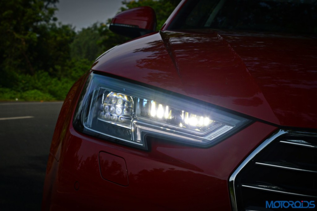 2016 Audi A4 LED Headlights(62)