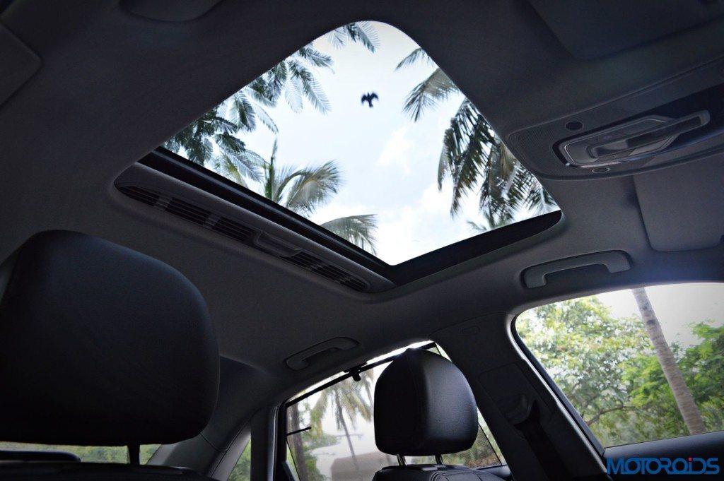 2016 Audi A4 sunroof(153)