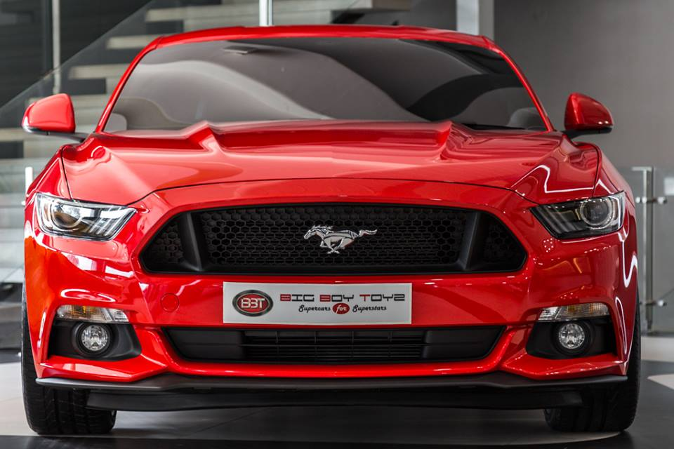 Certified Pre Owned Ford >> New Ford Mustang with barely 800 KM on the clock lands up for sale in NCR | Motoroids
