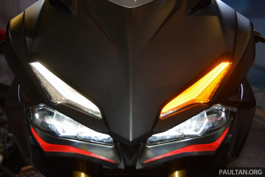 2016 Honda CBR250RR detailed images (3)