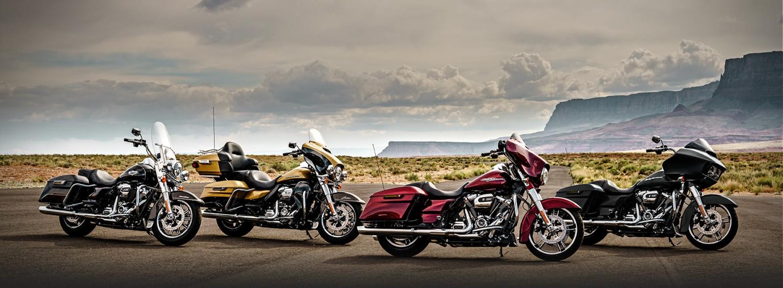 2017- Harley Davidson -Touring (2)