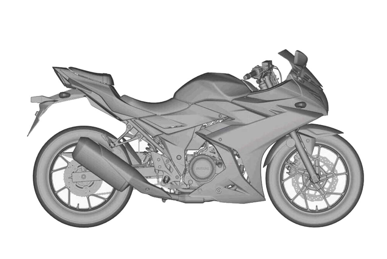 2017-Suzuki-GSX-R250-Leaked Patents (1)