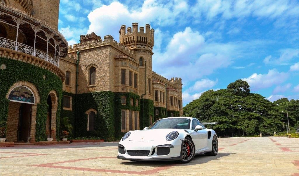 911 GT3 RS India (2)