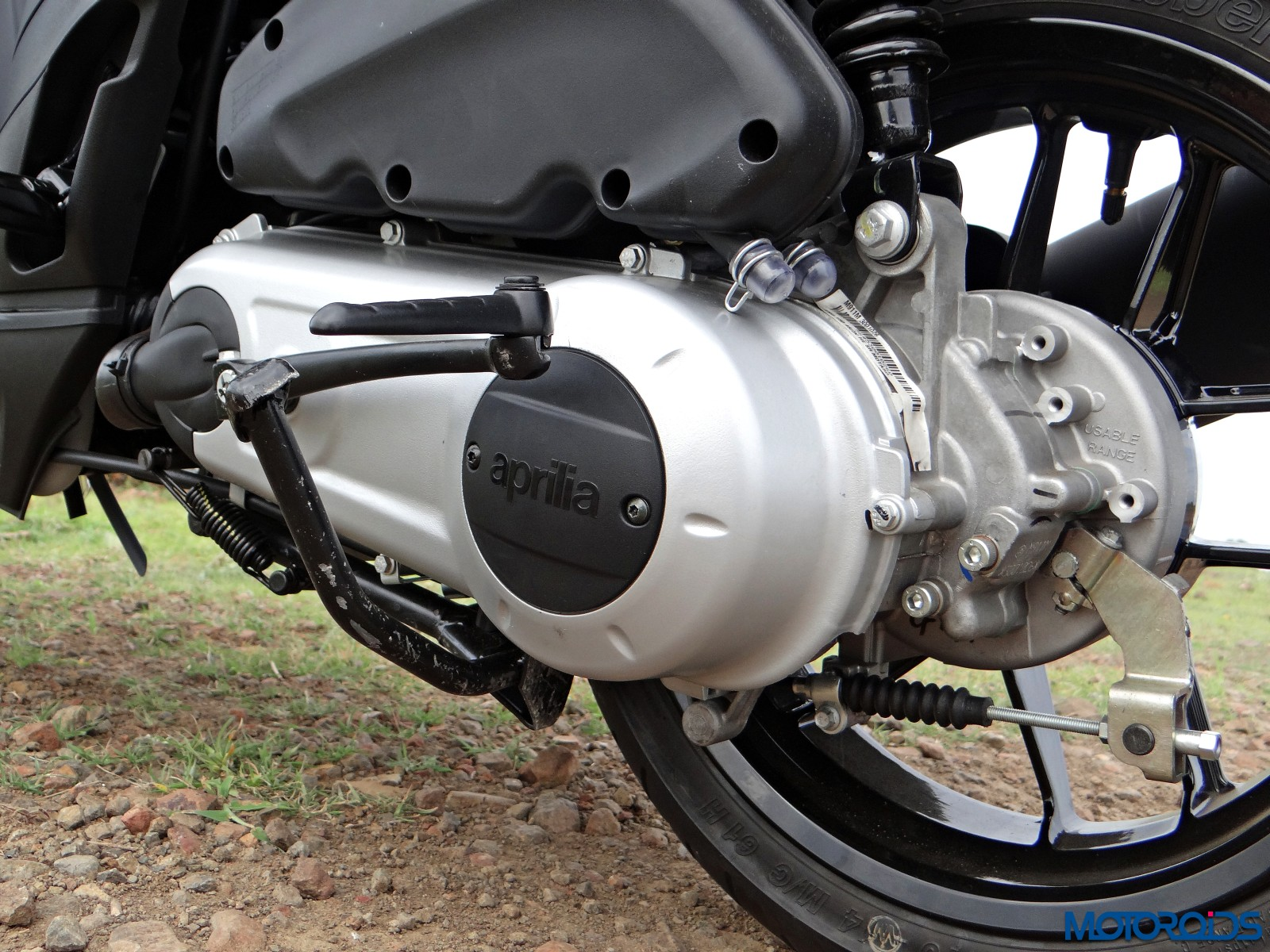 Aprilia SR 150 Review - Details - Engine (2)