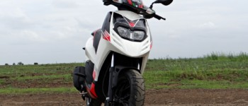 Aprilia SR 150 Review – Still Shots (5)