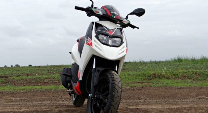 Aprilia SR150 Real World Review After Everyday Use : Earnest Elan