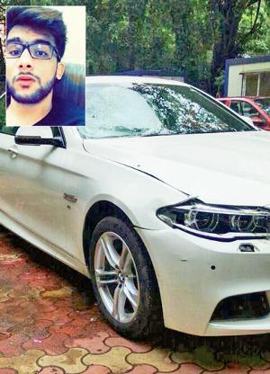 BMW mishap Malad