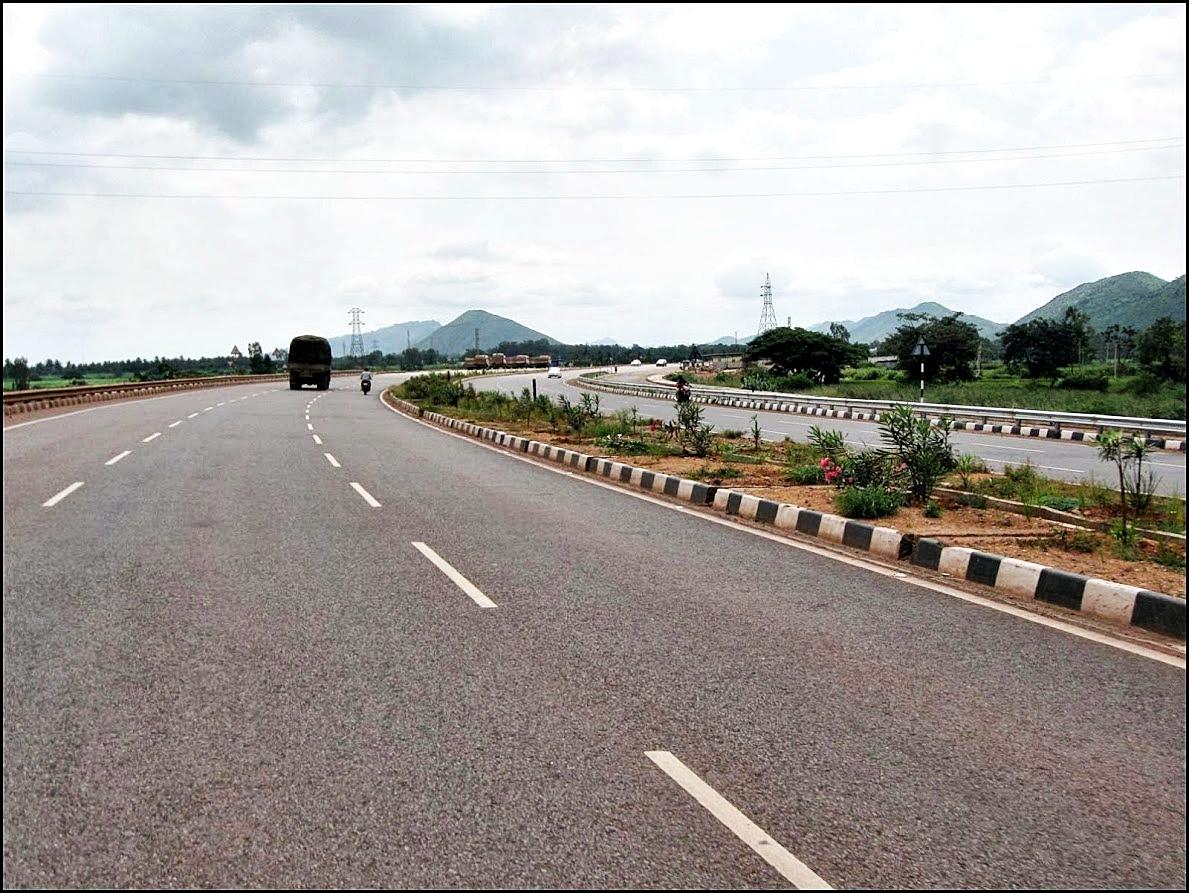 Bangalore - TVS Road Trip