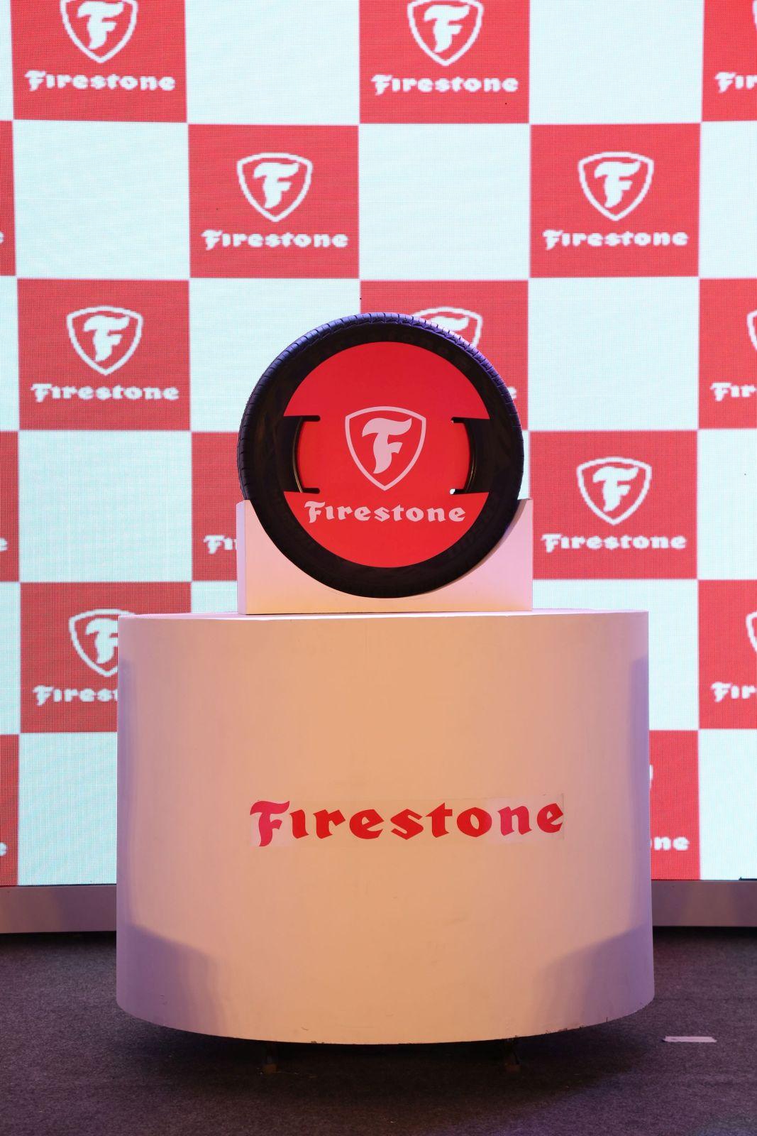 Bridgestone introduces the Firestone brand (2)