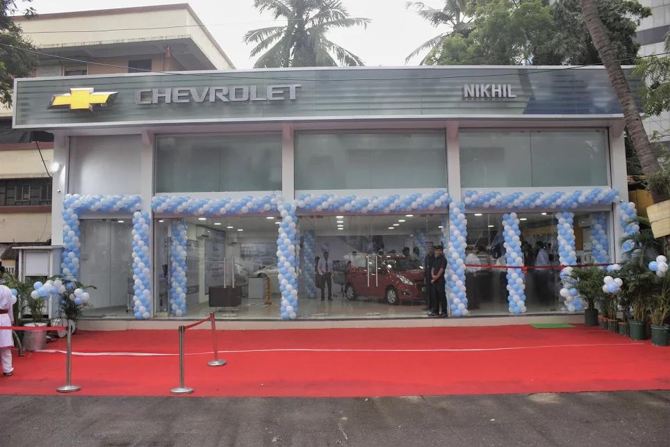 Chevrolet inaugurates new dealership, Nikhil Chevrolet in Mumbai
