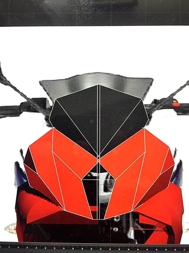 Customised Yamaha Fazer - Saurav Verma (13)