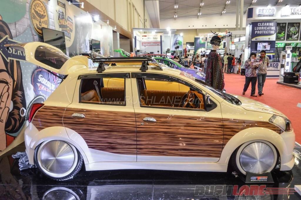 Customized Datsun Go GIIAS Indonesia