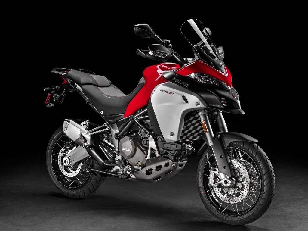 Ducati Multistrada Enduro India launch (2)
