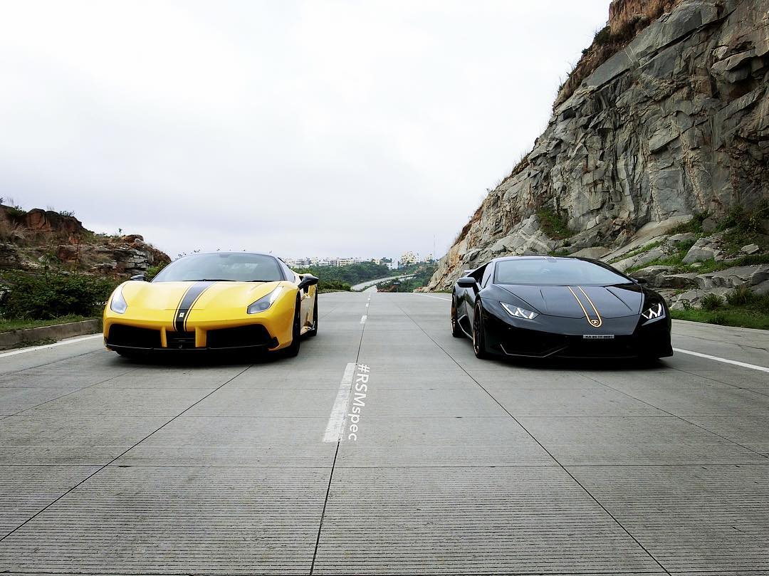 List 5 Tastefully Modified Supercars Of India Motoroids