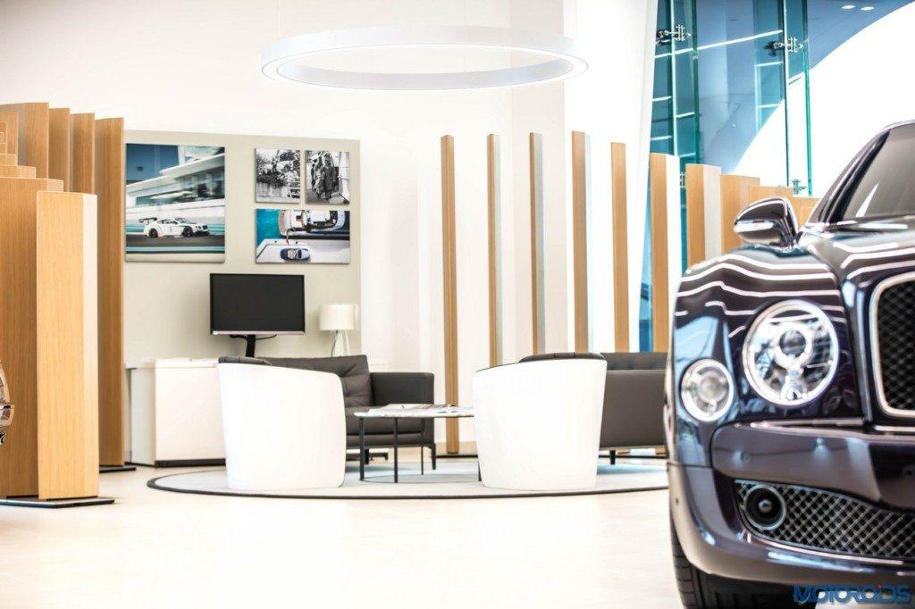 Flagship Bentley showroom opens in Dubai (9)