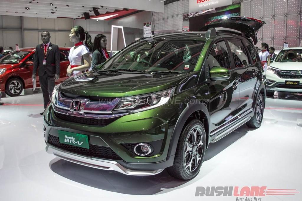 Honda BR-V Indonesia