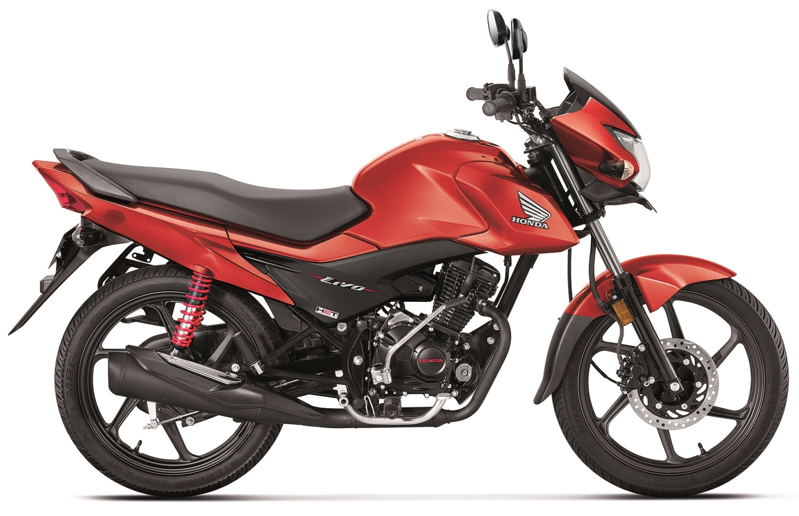 Honda Livo - Imperial Red Metallic