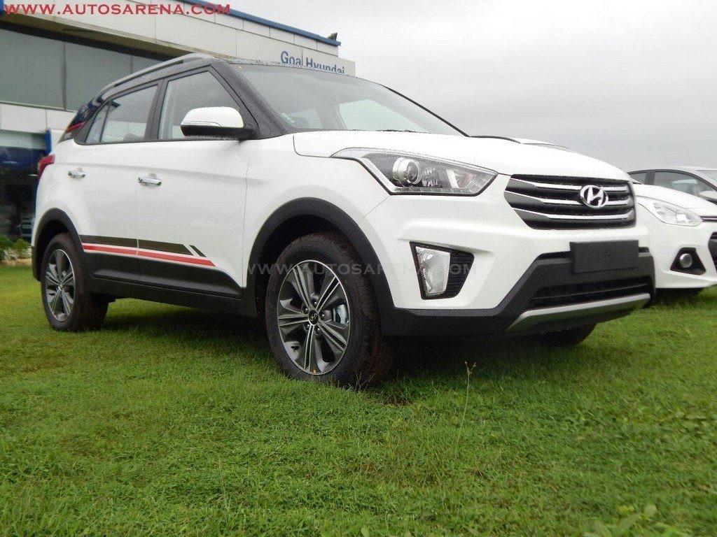 Hyundai Creta Anniversary Edition (15)