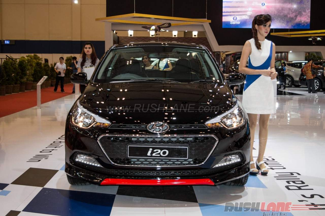 Hyundai i20 Indonesian spec GIIAS (6)