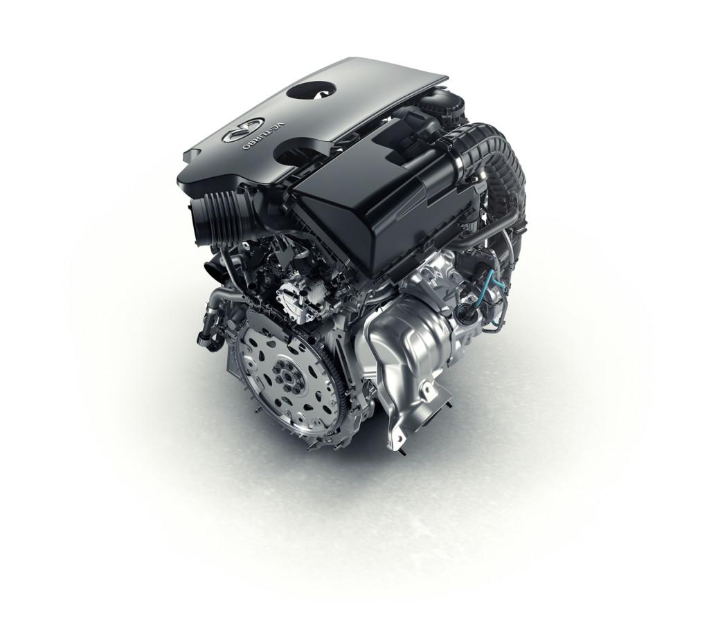 INFINITI VC-T engine - 14 August 2016 - R3-42k